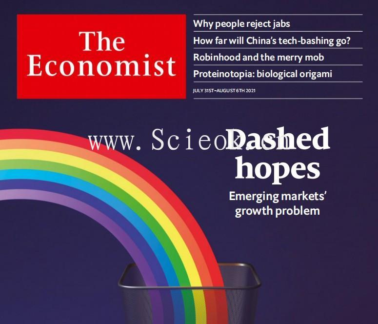 The Economist-2021.07.31《经济学人》杂志电子版(英文)  英文原版杂志 Economist 经济学人电子版 第1张