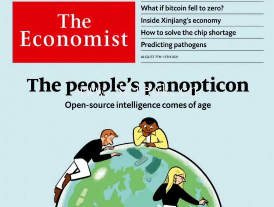 The Economist-2021.08.07《经济学人》杂志电子版(英文)