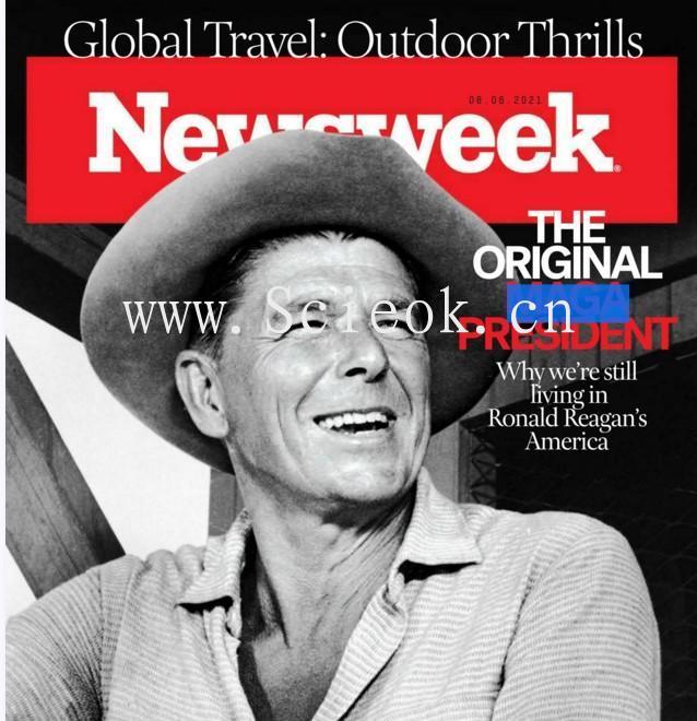Newsweek-20210806《新闻周刊》杂志国际版(美国版)