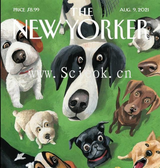 The New Yorker|2021.08.09《纽约客》电子杂志英文版