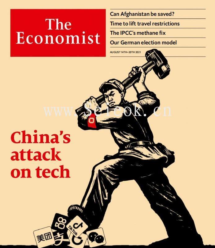 The Economist-2021.08.14《经济学人》杂志电子版(英文)