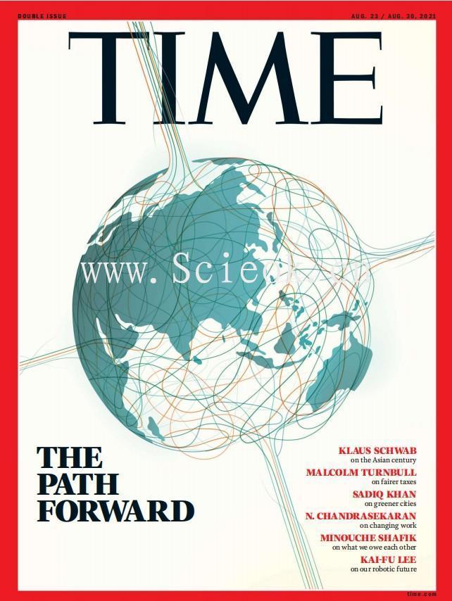 Time - 2021.08.23《时代周刊》电子杂志(国际版)