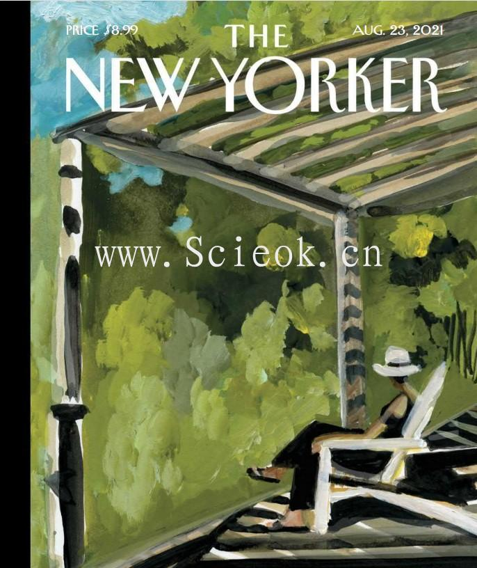 The New Yorker|2021.08.23《纽约客》电子杂志英文版