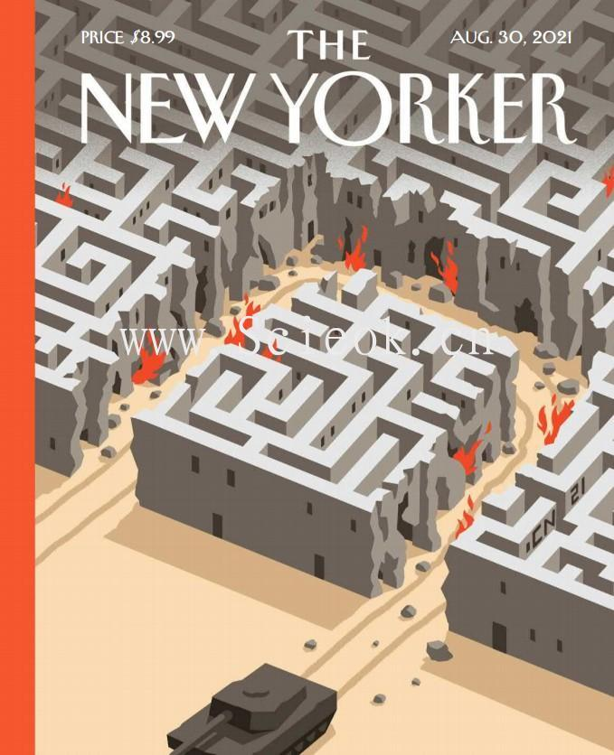 The New Yorker|2021.08.30《纽约客》电子杂志英文版