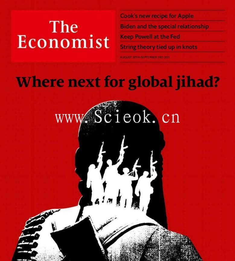 The Economist-2021.08.28《经济学人》杂志电子版(英文)