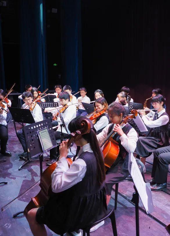 深国交官方管弦乐团SCIE Orchestra|2021年招新  深国交 深圳国际交流学院 学在国交 第5张
