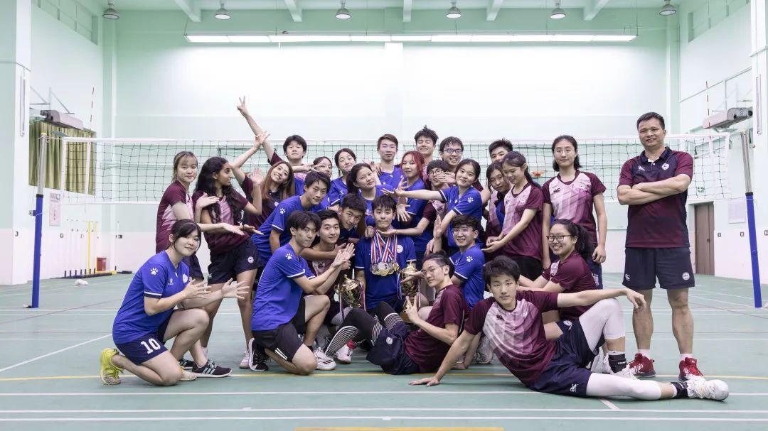 深国交Sports Devision招新啦! 发挥你的运动才华吧!  深国交 深圳国际交流学院 学在国交 第8张