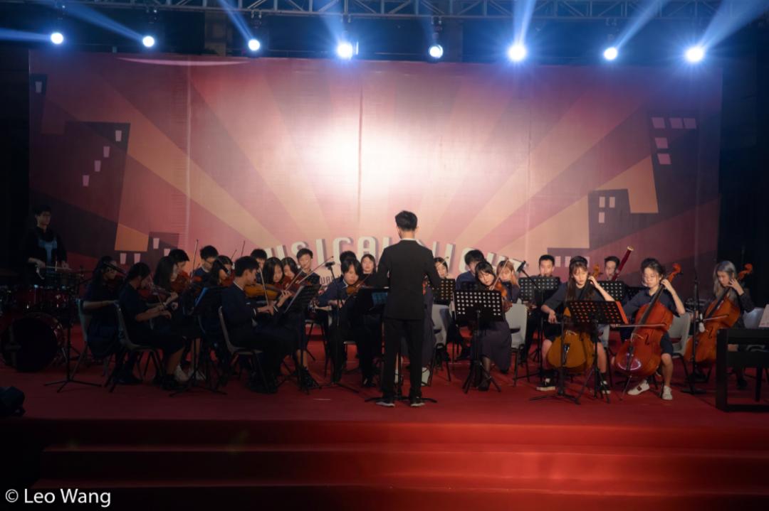 深国交官方管弦乐团SCIE Orchestra|2021年招新  深国交 深圳国际交流学院 学在国交 第4张
