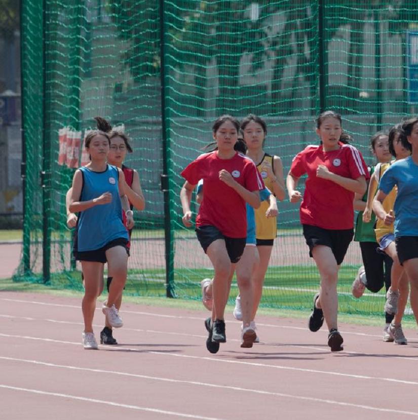 深国交Sports Devision招新啦! 发挥你的运动才华吧!  深国交 深圳国际交流学院 学在国交 第3张