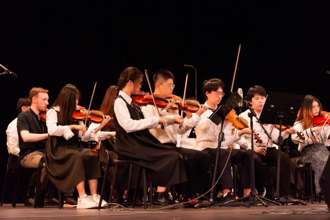 深国交官方管弦乐团SCIE Orchestra|2021年招新  深国交 深圳国际交流学院 学在国交 第9张