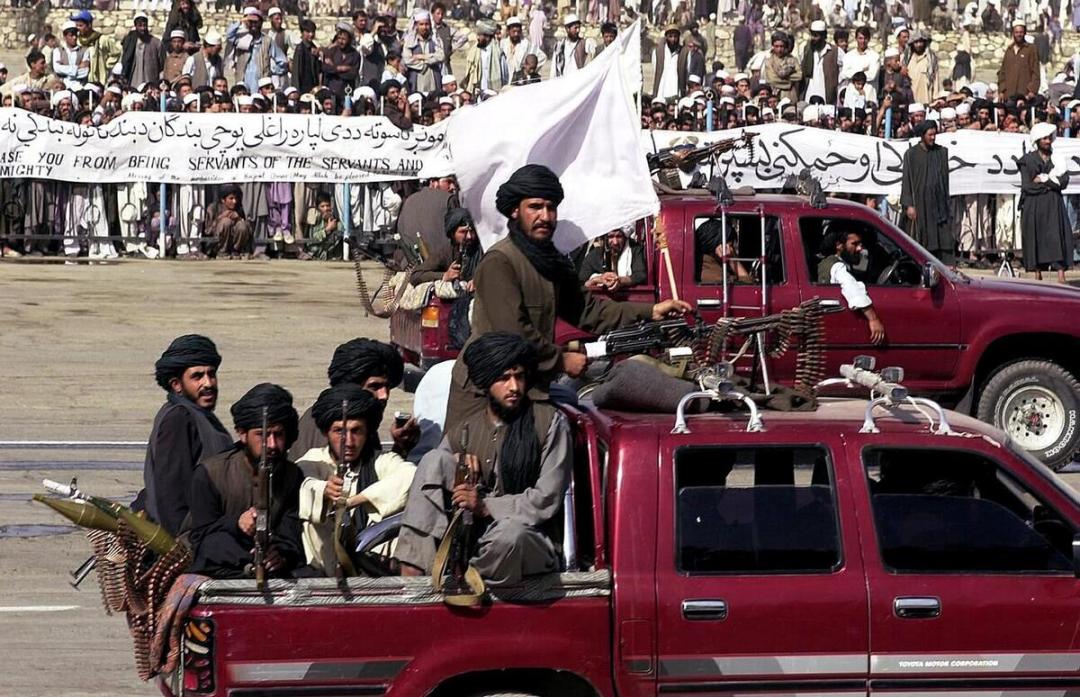 塔利班是「阿富汗人民的选择」吗?/ 补档  哲学 第16张