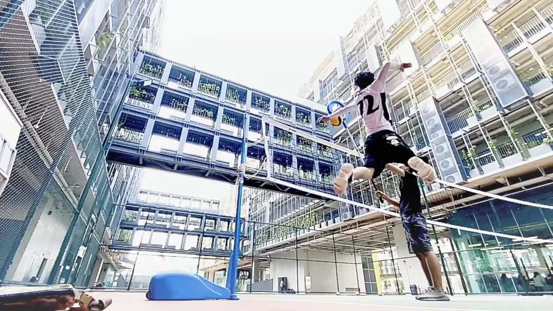 深国交Sports Devision招新啦!|发挥你的运动才华吧!