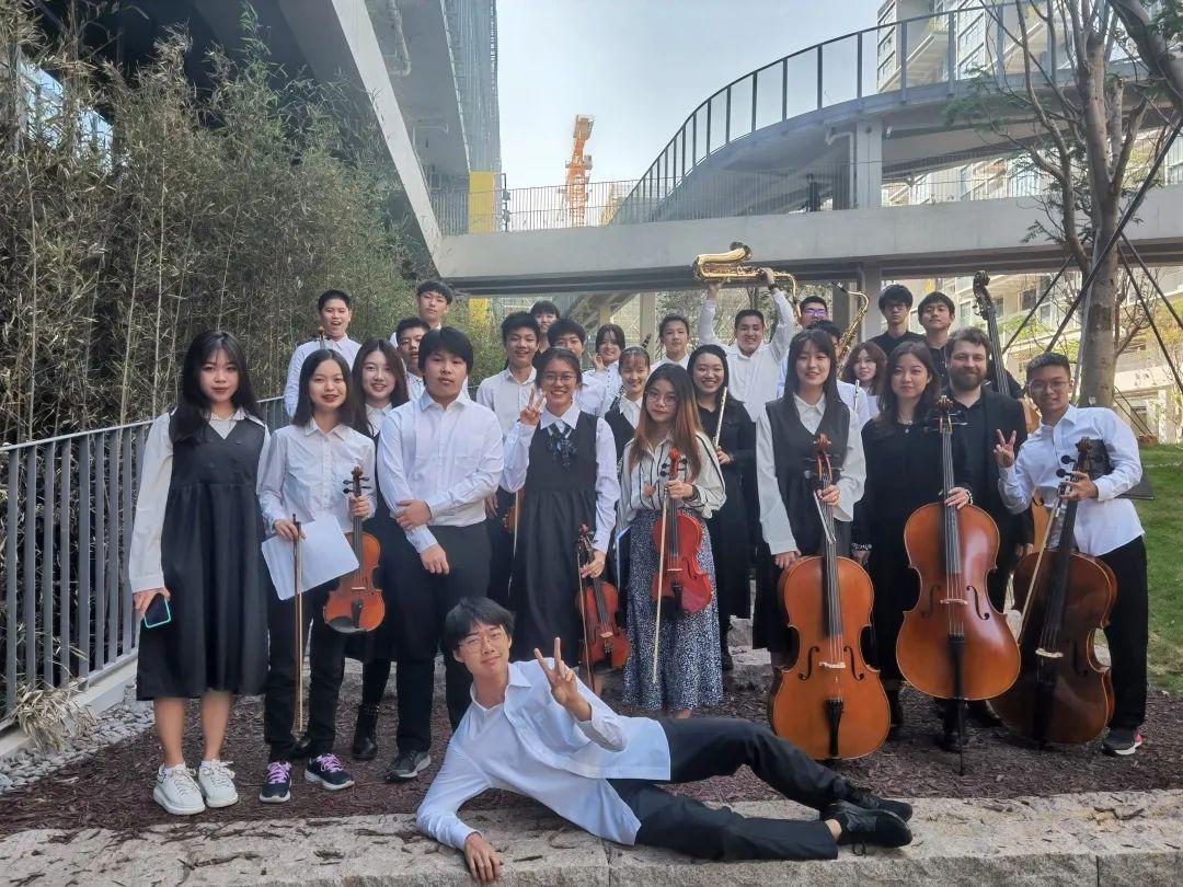 深国交官方管弦乐团SCIE Orchestra|2021年招新  深国交 深圳国际交流学院 学在国交 第2张