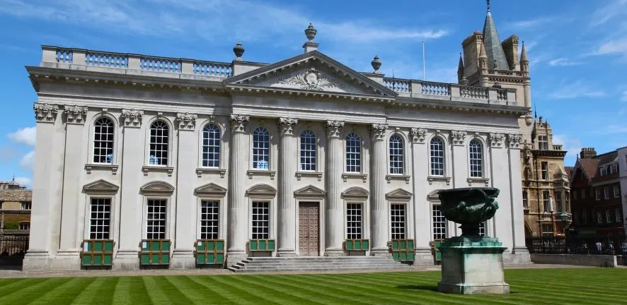 2021年牛津和剑桥实际录取人数,又回到了疫情前正常年份的水平