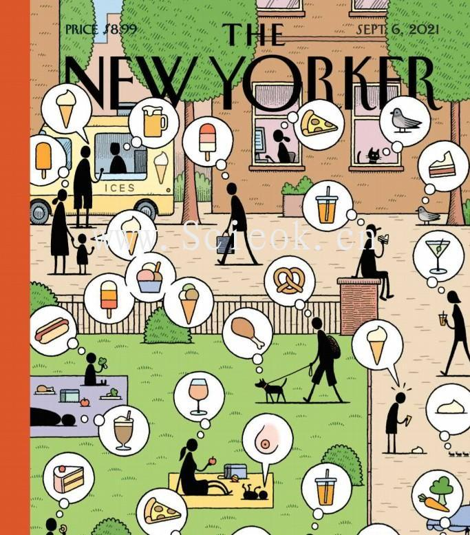 The New Yorker|2021.09.06《纽约客》电子杂志英文版  Yorker(纽约客) 英文原版杂志 第1张