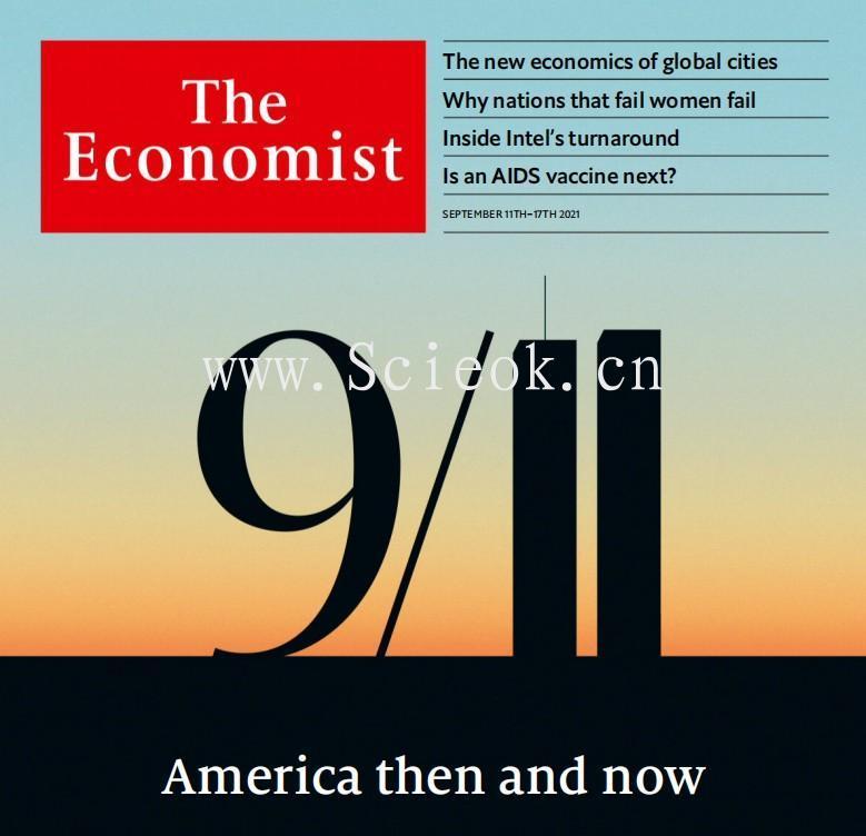 The Economist-2021.09.11《经济学人》杂志电子版(英文)  英文原版杂志 Economist 经济学人电子版 第1张