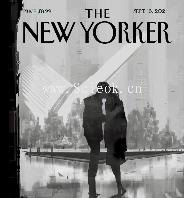 The New Yorker|2021.09.13《纽约客》电子杂志英文版  Yorker(纽约客) 英文原版杂志 第1张