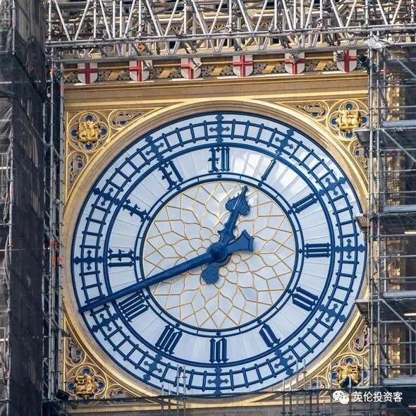 修了4年,伦敦大本钟回归在即!以后又可以拍照打卡了  英国留学 第3张