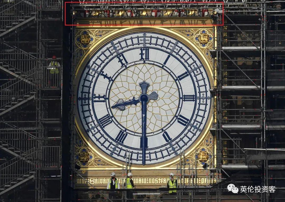 修了4年,伦敦大本钟回归在即!以后又可以拍照打卡了  英国留学 第7张