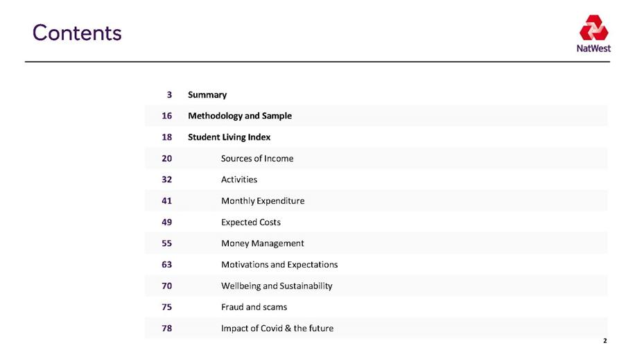 2021英国大学生生活排名 谢菲尔德成为学习性价比最高的城市  数据 英国留学 第2张