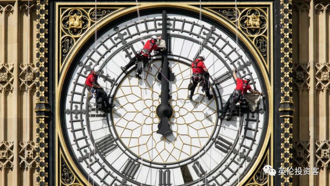 修了4年,伦敦大本钟回归在即!以后又可以拍照打卡了  英国留学 第13张