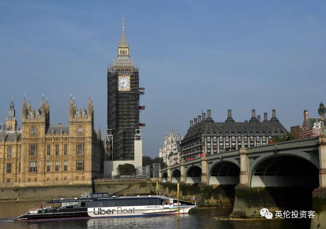 修了4年,伦敦大本钟回归在即!以后又可以拍照打卡了  英国留学 第5张