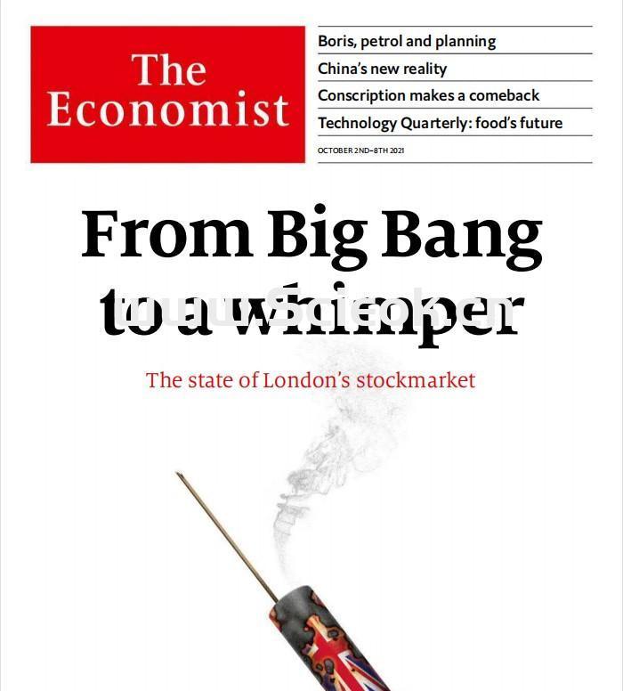 The Economist-2021.10.02《经济学人》杂志电子版(英文)