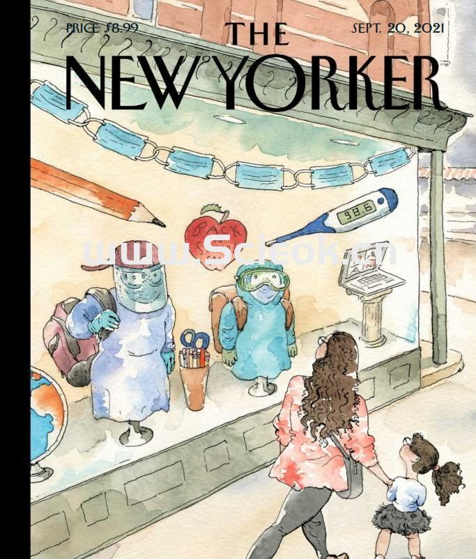 The New Yorker|2021.09.20《纽约客》电子杂志英文版