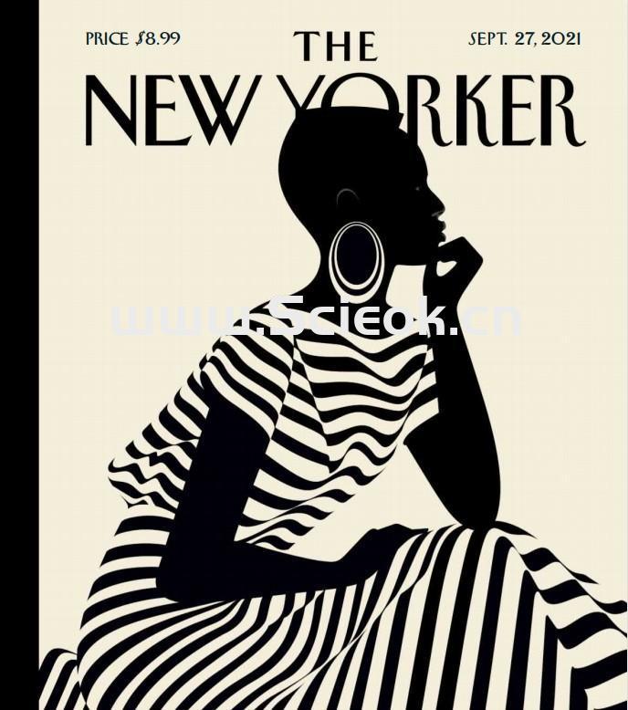 The New Yorker|2021.09.27《纽约客》电子杂志英文版