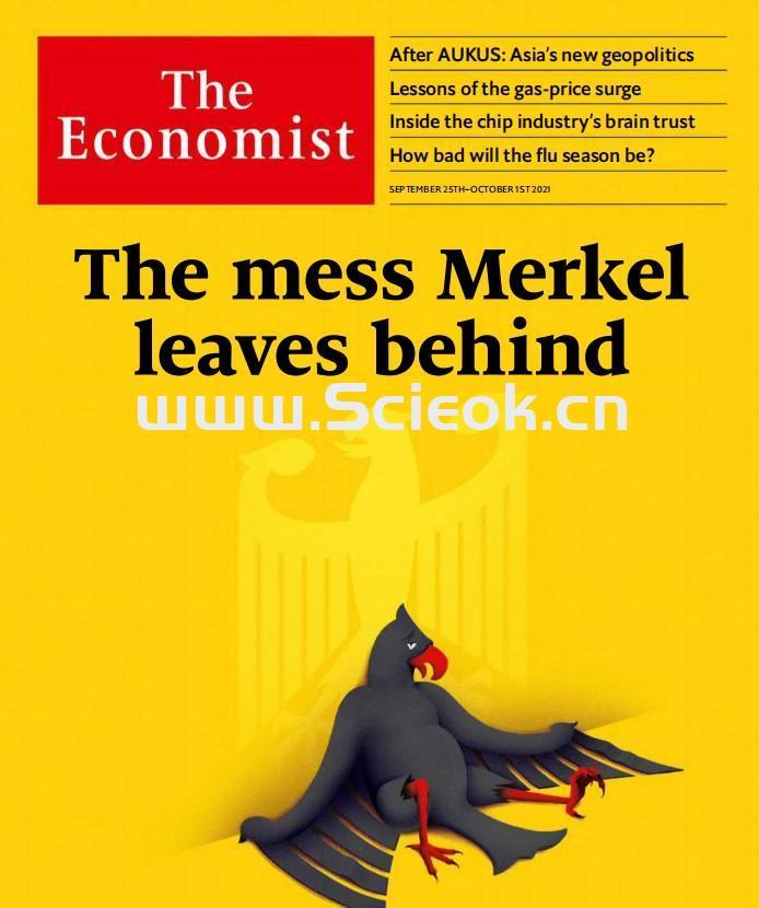 The Economist-2021.09.25《经济学人》杂志电子版(英文)