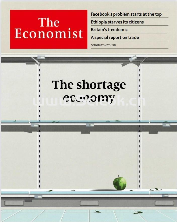 The Economist-2021.10.09《经济学人》杂志电子版(英文)  英文原版杂志 Economist 经济学人电子版 第1张