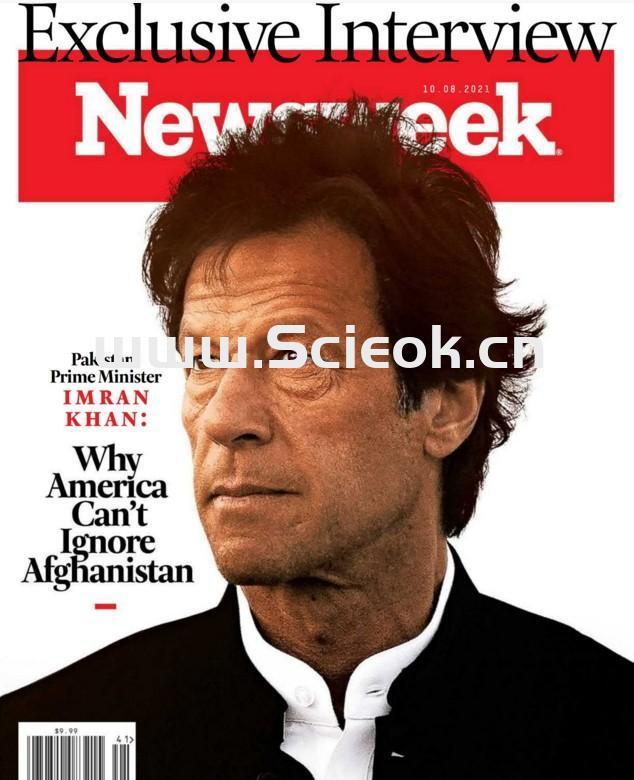 Newsweek-20211008《新闻周刊》杂志(美国版)