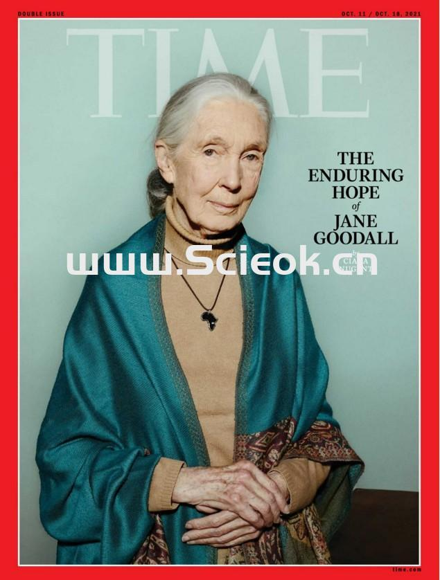 Time - 2021.10.11《时代周刊》电子杂志(美国版)