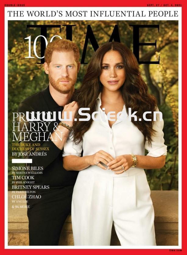 Time - 2021.09.28《时代周刊》电子杂志(国际版)