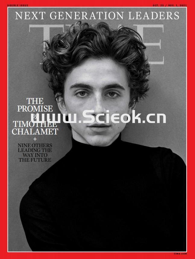 Time - 2021.10.25《时代周刊》电子杂志(国际版)