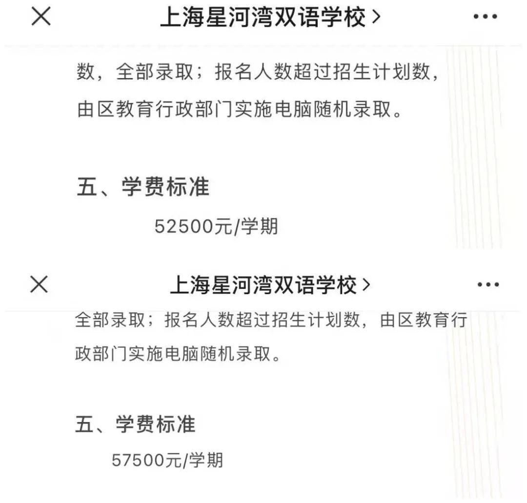 上海超人气国际学校,读一年究竟要多少钱?  国际学校 费用 第15张