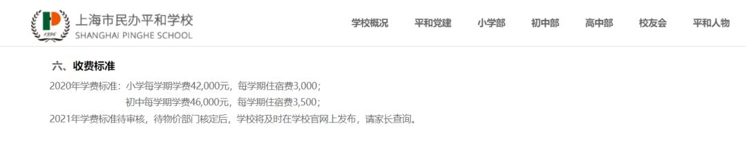 上海超人气国际学校,读一年究竟要多少钱?  国际学校 费用 第17张