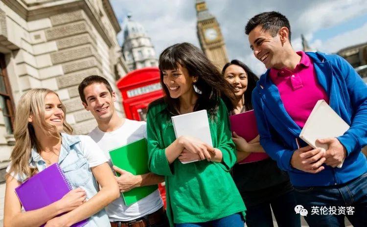 留学生给英国带来了20%的经济上涨收益,中国留学生贡献最多  英国留学 数据 第1张