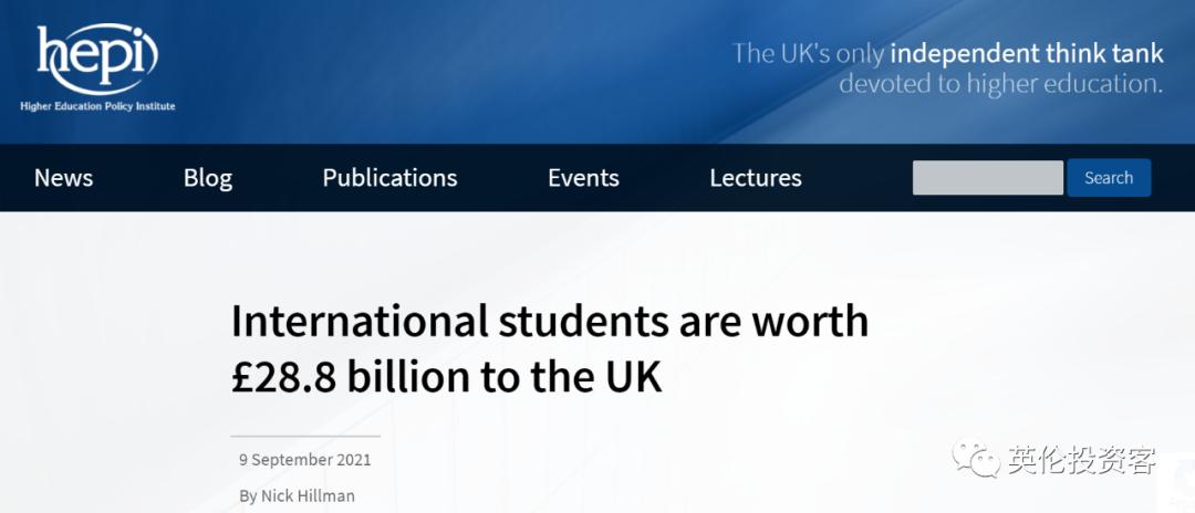 留学生给英国带来了20%的经济上涨收益,中国留学生贡献最多  英国留学 数据 第3张